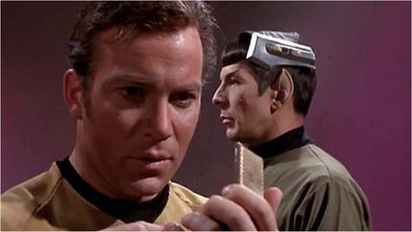 3. Captain Kirk's Crew Actually Looking Like They Live in the Future