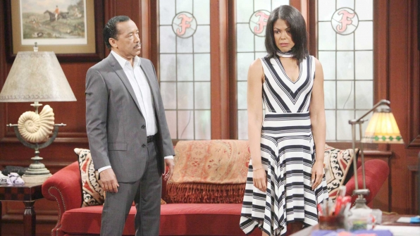 Julius takes Maya by surprise when he voices his opinion about how he wishes the current family scenario should play out.