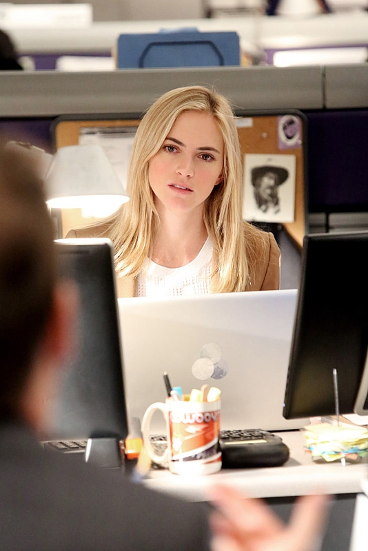 "Eleanor ""Ellie"" Bishop (Emily Wickersham)"