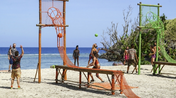 It's anyone's game on the latest episode of Survivor.