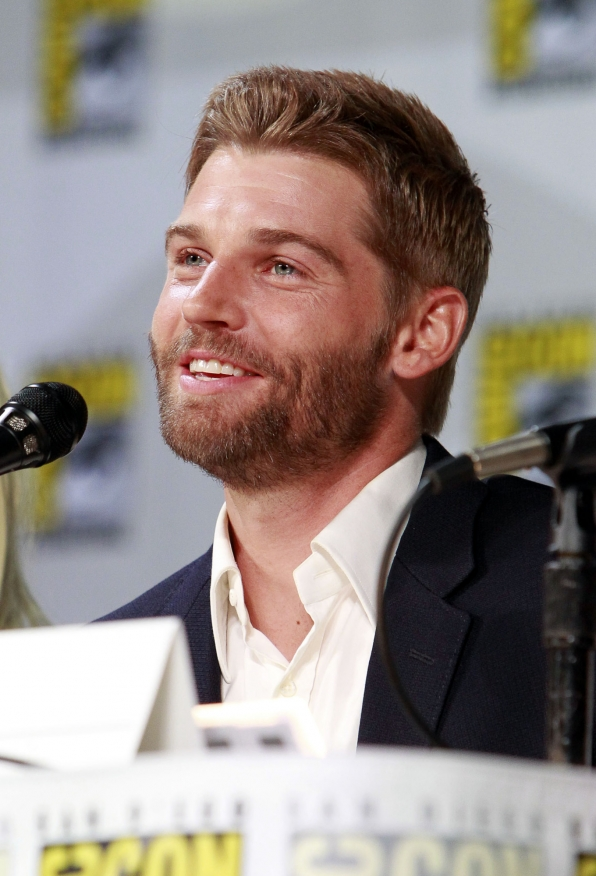 12. Mike Vogel is a licensed pilot.