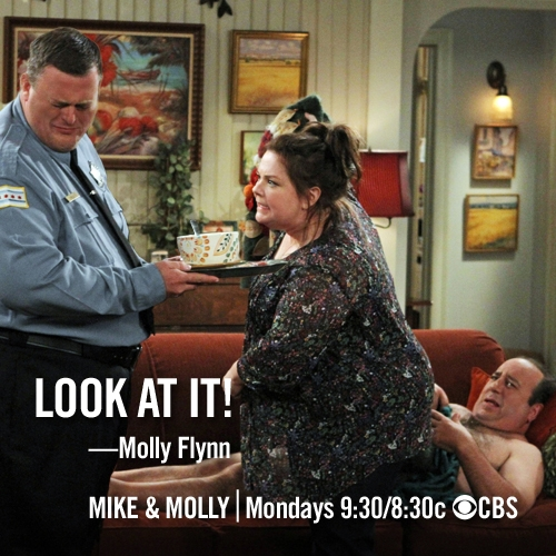 Mike & Molly Winner!