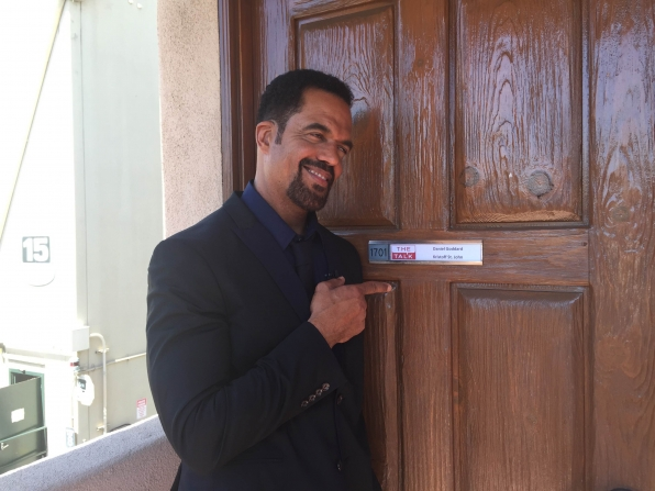Behind-The-Scenes With Kristoff St. John