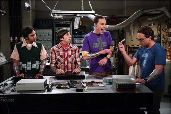 "2. Robot Girlfriends on <a href=""http://www.cbs.com/shows/big_bang_theory/"">The Big Bang Theory</a>"
