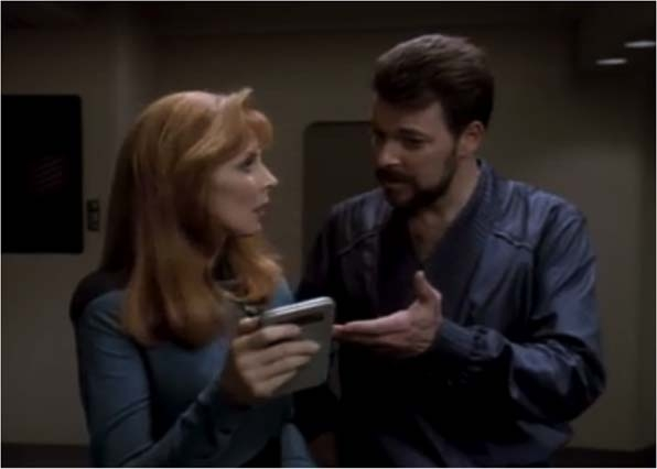 "6. The ""Fistful of Datas"" Episode of <a href=""http://www.cbs.com/shows/star_trek_the_next_generation/"">Star Trek: The Next Generation</a>"