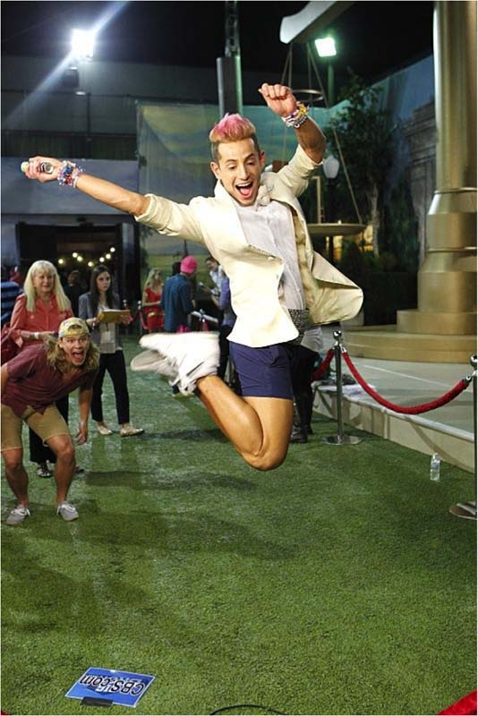 "9. Frankie on <a href=""http://www.cbs.com/shows/big_brother/"">Big Brother</a>"
