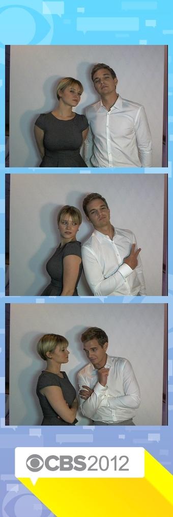 Taylor Handley & Sarah Jones