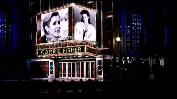 A moving tribute to the Broadway legends we lost this year