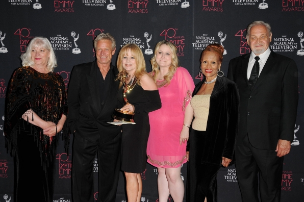 The Y&R Makeup Team - Outstanding Achievement in Makeup for a Drama Series Nominee