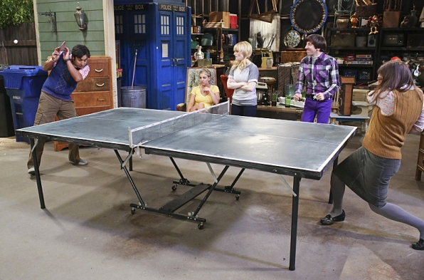16. Ping pong