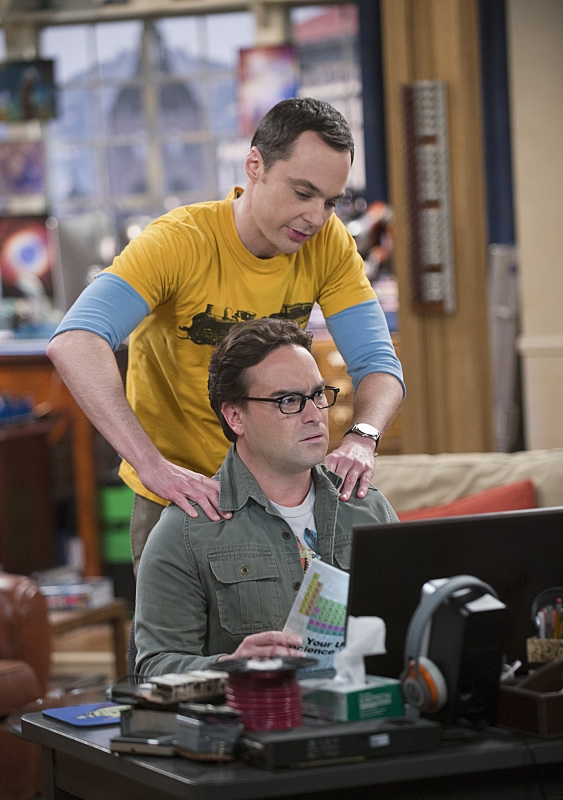 8. Sheldon Cooper (<i>The Big Bang Theory</i>)