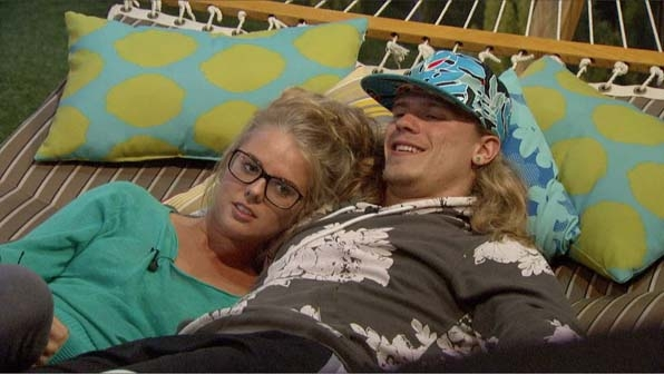 """Yo, when are we going to make this offish?"" - Hayden, asking Nicole about their showmance"