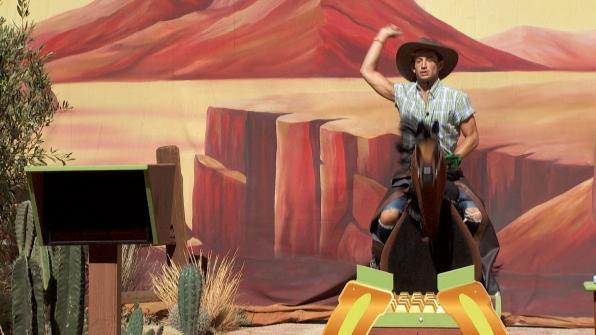 Ride em, Cowboy!