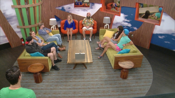 Cody addresses the HGs