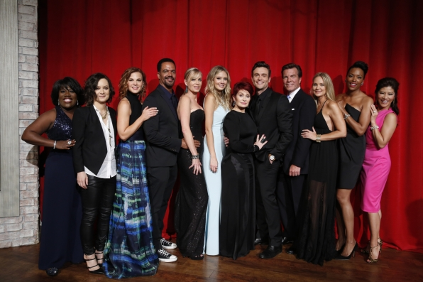 "The Ladies with ""The Young and the Restless"" Cast Members"