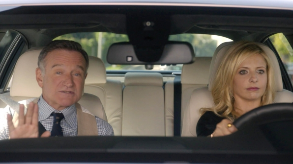"""On the road in """"Bad Dad"""" Episode 3 of Season 1"""