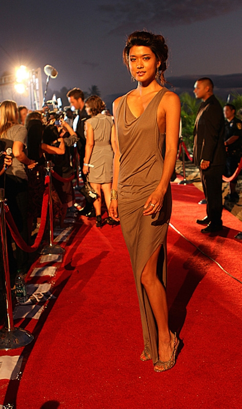 19. She's a red carpet natural