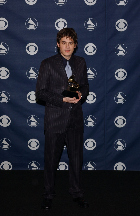 2002: John Mayer's Wonderful Win