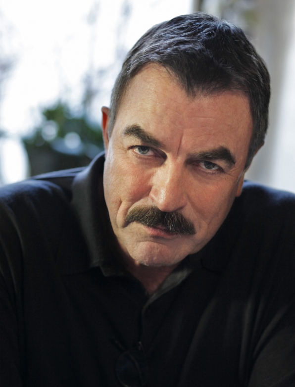tom selleck height