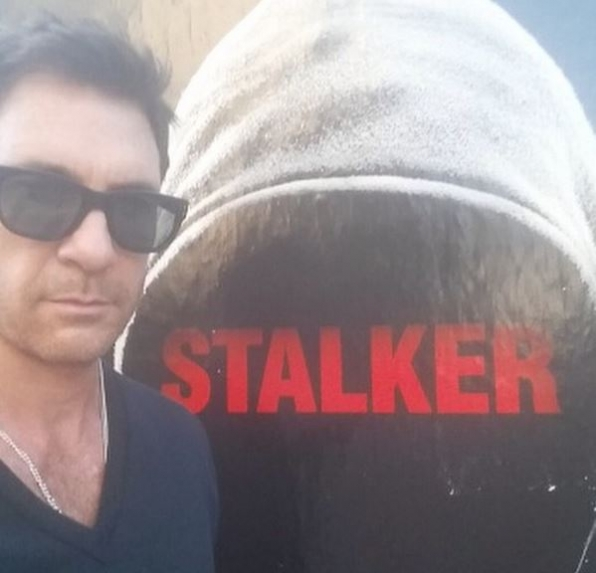 Stalker Instagram: Hey #Stalker fans, I'm taking over... There's always someone watching...