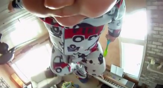 1. Dubstep Baby—GoPro 2013