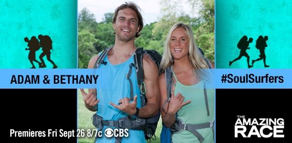 Adam and Bethany