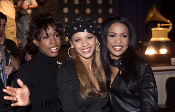 2000: Beyonce's Stardom Begins with Destiny's Child