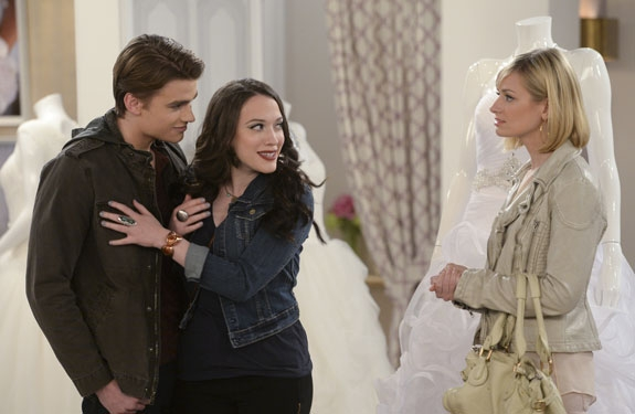 4. Max Black and Nashit (2 Broke Girls)