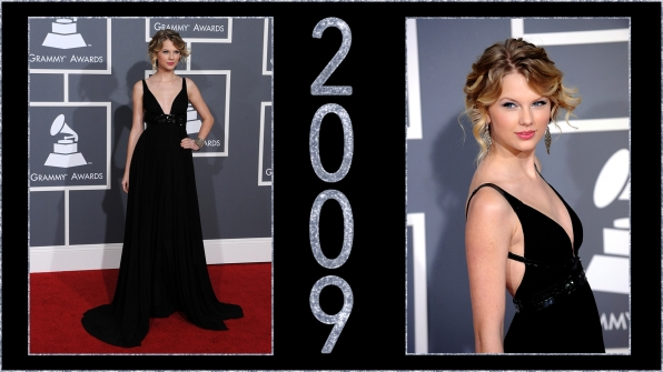 "2009: Black dresses are ""Forever And Always"""