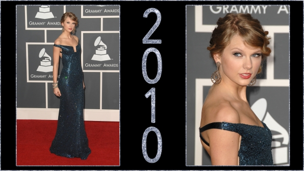 "2010: Flashy, formal, and ""Fearless"""