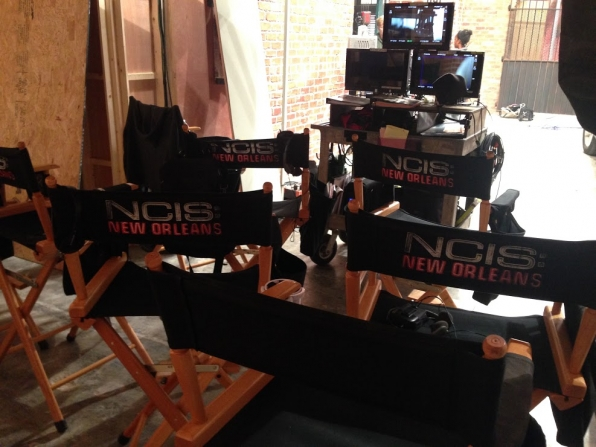 NCIS: New Orleans Behind The Scenes