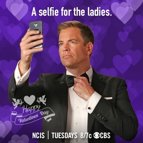 Lookin' good DiNozzo.