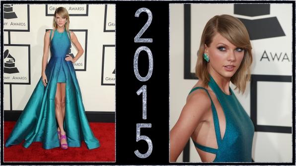 "2015: ""Long Live"" Taylor's GRAMMY style"