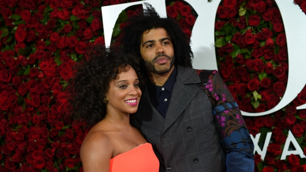 2016 Tony Awards: Jalene Goodwin and Daveed Diggs
