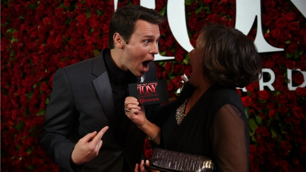 2016 Tony Awards: Jonathan Groff