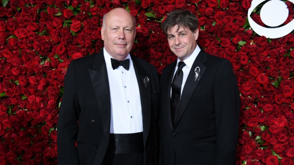 2016 Tony Awards: Julian Fellowes and Glenn Slater
