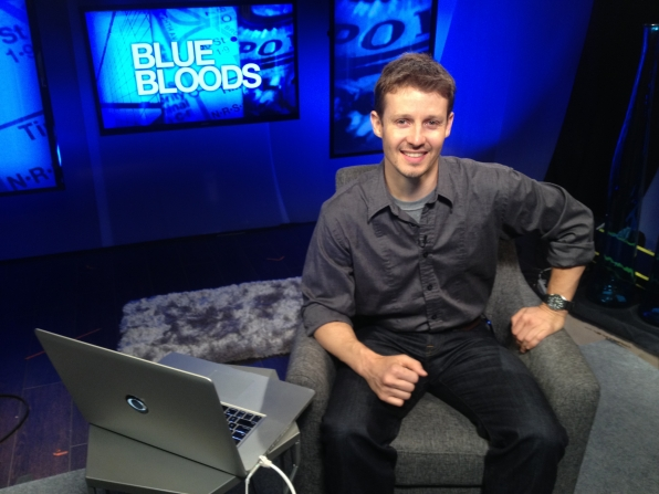 20. Will Estes was born and raised in Los Angeles, where he currently resides with his two rescue dogs.