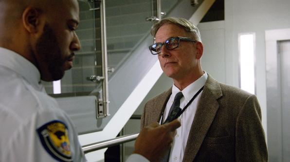 Gibbs went nerdy.