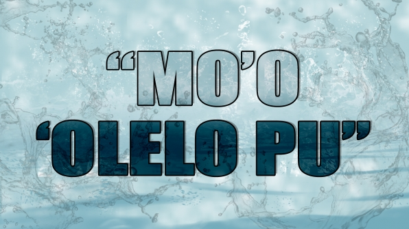 """""""Mo'o 'olelo Pu"""""""