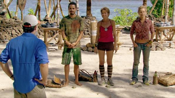 Redemption Island Duel