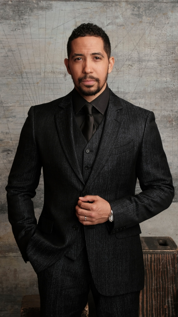 Neil Brown Jr. of SEAL Team