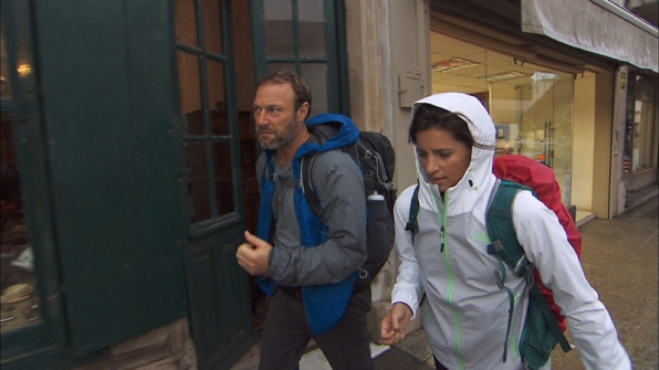 #ThePaparazzi race against the other teams in the journey to Africa.