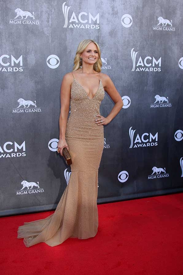 Miranda Lambert shined at the 49th Annual Academy of Country Music Awards.