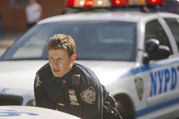 29. Will Estes hates scenes where he has to drive on green screen -  he loves to drive for real!