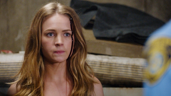 "2. Britt Robertson will play a lead role in the upcoming George Clooney flick, ""Tomorrowland."""