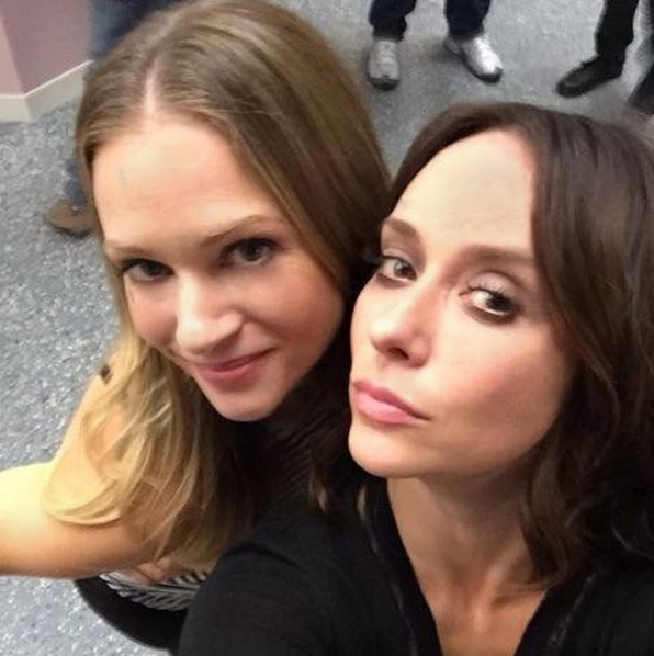 Criminal Minds Instagram:  Lady LOVE! #selfie