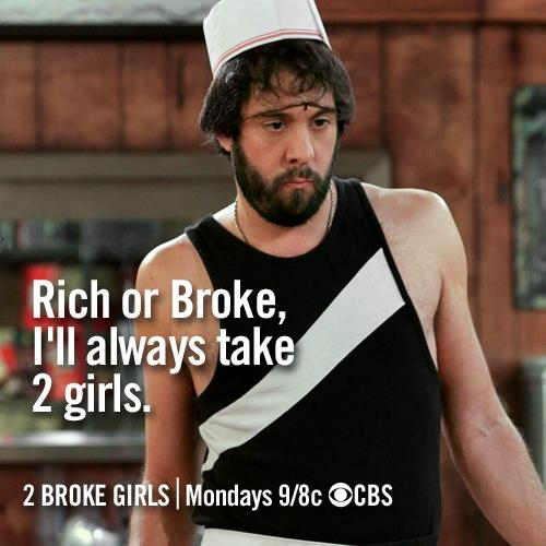 2 Broke Girls Meme