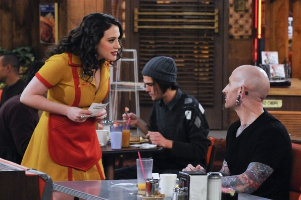 3. Max Black on <i>2 Broke Girls</i>