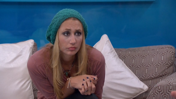2. She thinks Vanessa is playing the hardest to win.