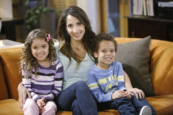 2. Lily, Matilda and Charlie